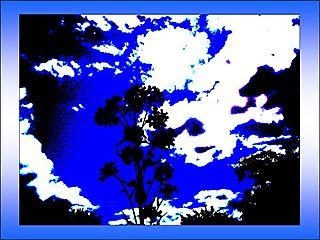 Zilais jūnijs...