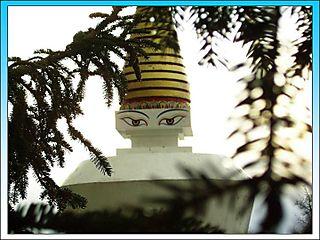 Stupa Montchardon