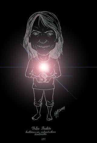 gaismas lodīte...
