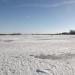 Uz ezera 22. februārī
