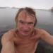 Pēdējā rīta pelde ezeriņā 10. decembrī
