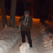 Ivars ar sniega piku