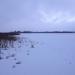 Uz ezera 28. decembrī....