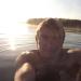 Pelde Viļakas ezerā 26. septembra rītā