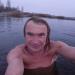 Pelde ezeriņā 22. novembra rītā