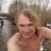 Pēc peldes Pūpolsvētdienā 25. martā