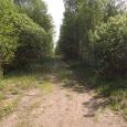 Pa bijušo Rīga-Abrene dzelzceļu