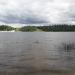 Pelde Alūksnes ezerā jūnija pēdējā dienā