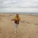 Marija Kausa pludmalē 19. augustā