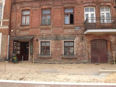 Latgales ielā Rēzeknē