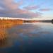 Mākonis ezerā
