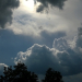 Negaisa mākoņi 23. jūlijā