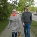 11. maijs. Marija un Haralds Jelgavā