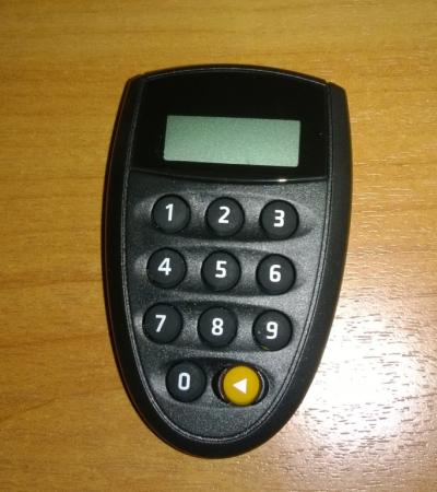 Swedbank kodu kalkulators